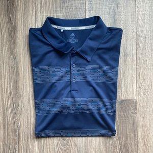 Adidas 2XL 3 button golf shirt